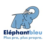 logo Elphant Bleu LURE
