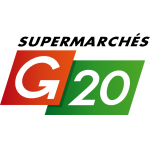logo G20 PARIS 106 RUE ST CHARLES