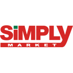 logo Simply Market PARIS 53 55 Avenue du Maine