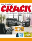 Promo Meubles Crack : Plus de temps à perdre !