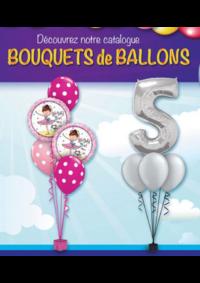 Catalogues et collections Festi : Notre sélection bouquets de ballons