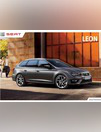 Catalogues & collections Point Service SEAT REDON : Brochure Seat Leon