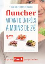 Promos et remises Flunch : Les entrées à - de 2€