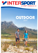 Catalogues et collections Intersport : Outdoor 2015