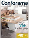 Catalogues & collections Conforama CHARTRES - BARJOUVILLE : Le Guide Cuisine Edition 2015