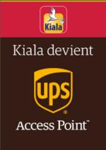 Promos et remises  : Kiala devient Access Point