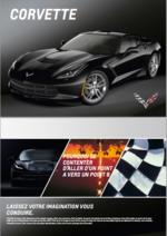Catalogues et collections Chevrolet : Craquez pour la Corvette Stingray Cabriolet