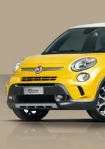 Catalogues et collections Fiat : Nouvelle Fiat 500L Trekking