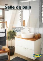 Catalogues et collections IKEA : Consultez la brochure Salle de bain 2016