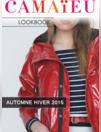 Catalogues & collections Camaieu SAINT-NICOLAS-DE-REDON : Feuilletez le lookbook automne hiver 2015