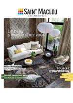 Catalogues et collections Saint Maclou : Feuilletez le catalogue 2016