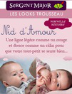 Catalogues & collections Sergent Major RAMBOUILLET 34 RUE DU GENARAL DE GAULLE : Lookbook Trousseau Nid d'amour