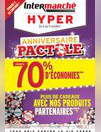 Prospectus Intermarché Hyper REDON : Anniversaire Pactole : jusqu'à 70% d'économies