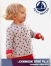 Catalogues & collections Petit Bateau La Gacilly : Lookbook bébé fille automne hiver 2015