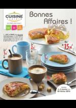 Prospectus Cuisine plaisir : Bonnes Affaires
