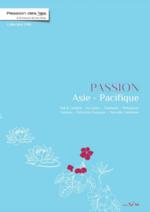 Catalogues et collections Nouvelles frontières : Le catalogue Passion Asie - Pacifique