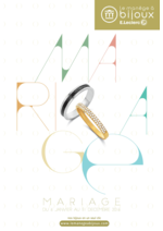 Promos et remises  : Bijoux Mariage