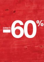 Promos et remises Jennyfer : Les super soldes jusqu'à -60%