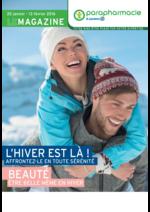 Prospectus E.Leclerc : L'hiver est là ! Affrontez-le en toute sérénité