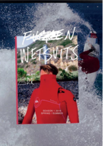 Catalogues et collections Quiksilver : Feuilletez le catalogue Wetsuits 2016