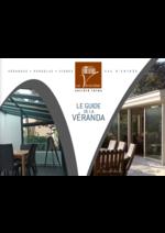 Catalogues et collections Tryba Le Vérandier : Le guide de la véranda