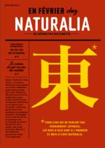 Prospectus Naturalia : Du ying, du yang, du zen et du miam !