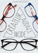 Bons Plans Les opticiens mutualistes : Monture + verres Eleven Paris dès 139€