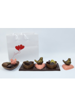 Catalogues et collections Chocolats Roland Réauté : A l'occasion de la Saint-Valentin