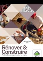 Catalogues et collections Leroy Merlin : Rénover & Construire Collection 2016