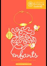 Promos et remises  : Le catalogue des bijoux pour enfants