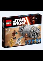 Catalogues et collections Toys R Us : Star Wars revient en force !