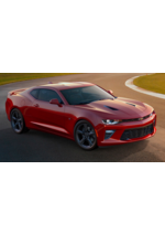 Catalogues et collections Chevrolet : A découvrir : la nouvelle Camaro