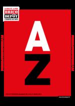 Prospectus Brico Dépôt : L'officiel du bricolage de A à Z