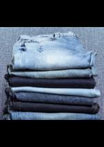 Promos et remises  : Jean Tonic : 1 jean acheté -5€, 2 jeans achetés -15€