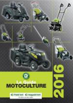 Guides et conseils Point Vert : Le guide motoculture 2016