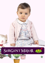 Catalogues et collections Sergent Major : Le lookbook layette Les petits botanistes