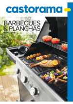 Catalogues et collections Castorama : Guide 2016 Barbecues et planchas