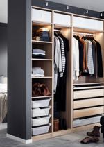 Bons Plans IKEA : 10€ offerts par tranche de 100€ d'achat d'armoires PAX-KOMPLEMENT