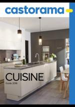 Catalogues et collections Castorama : Guide Cuisine 2016