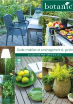 Guides et conseils Botanic : Le guide mobilier et aménagement du jardin