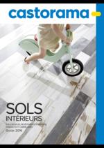 Catalogues et collections Castorama : Guide 2016 Sols Intérieurs