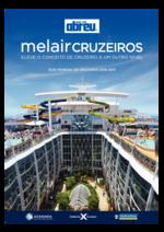 Catálogos e Coleções Abreu : Melair Cruzeiros 2016