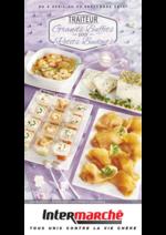 Prospectus Intermarché Super : Traiteur : Grands buffets pour petits budgets
