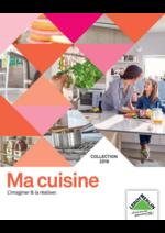 Promos et remises  : Ma cuisine: l'imaginer & la réaliser Collection 2016
