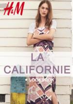 Catalogues et collections H&M : Tendance femme La Californie