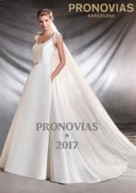 Catalogues et collections Pronovias : La collection Pronovias 2017