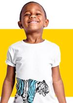 Catalogues et collections Okaïdi : Les t-shirts magiques qui se colorent au soleil