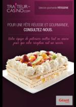 Promos et remises  : Sélection gourmande pâtisserie