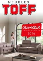 Promos et remises  : Catalogue printemps - été