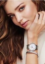 Catalogues et collections Swarovski : La nouvelle collection de montres